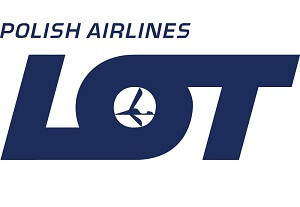 лого LOT POLISH AIRLINES