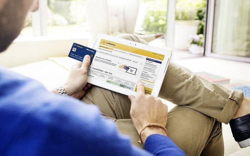 регистрация онлайн Lufthansa
