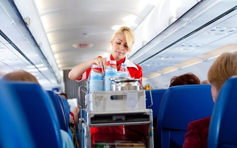 сервис в авиакомпании Россия