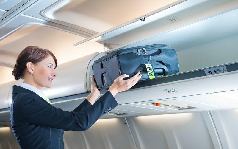 персонал авиакомпании Air Baltic