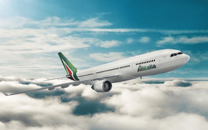 авиакомпания Alitalia