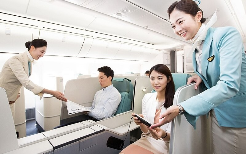 сервис Korean Air