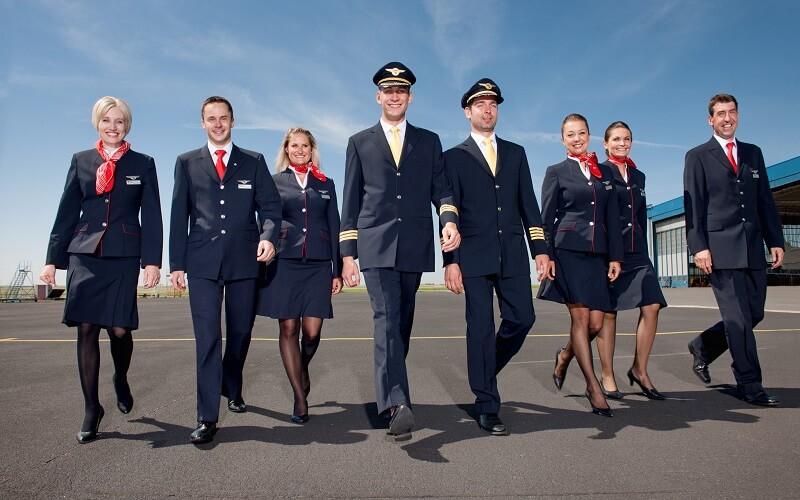 работники авиакомпании Czech Airlines