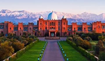 Акция на отдых в Марокко