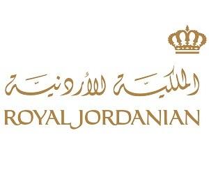 Иорданские Авиалинии логотип