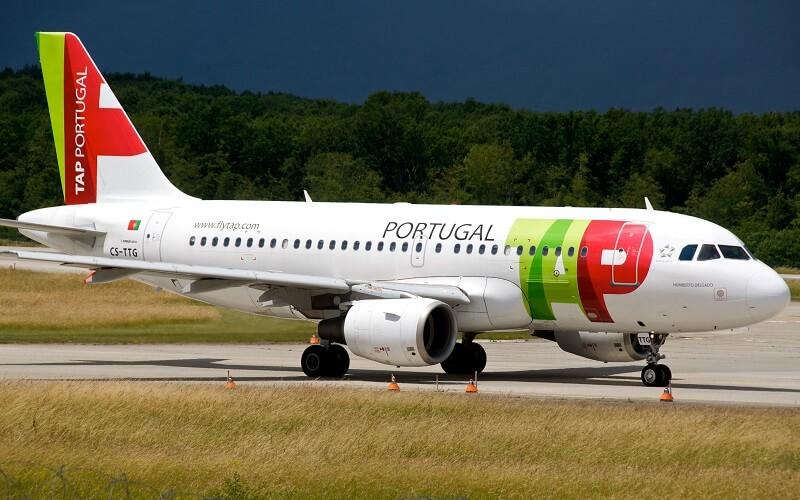 самолёт TAP Portugal