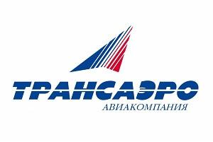 Трансаэро лого