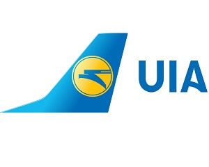 Ukraine International Airlines лого
