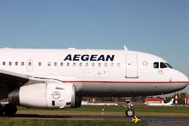 Aegean Airlines промо тарифы Киев — Афины