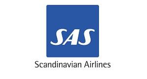 Скандинавские Авиалинии лого