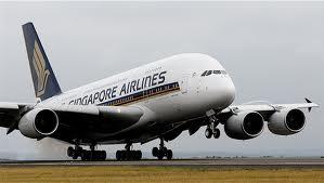 Промо тарифы авиакомпании Сингапурские Авиалинии из Киева