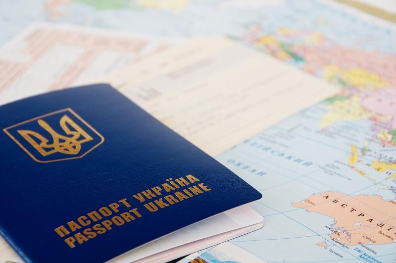 оформити закордонний паспорт