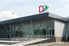 Аэропорт Жуляны новый терминал Д для внутренних рейсов Ютэйр Украина