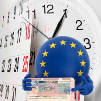 Сколько времени занимает оформление шенгенской визы?
