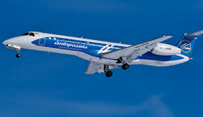 Новый внутренний рейс авиакомпании Днеправиа Днепропетровск — Донецк!
