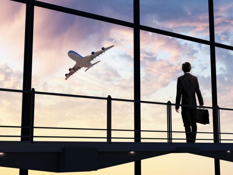 деловые перелеты