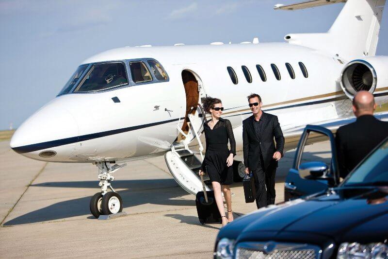 чартерный рейс для компаний