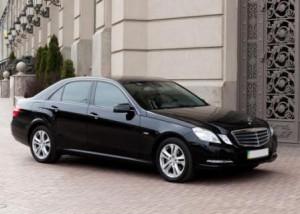 трансфер по Киеву Mercedes-Benz W212 E250