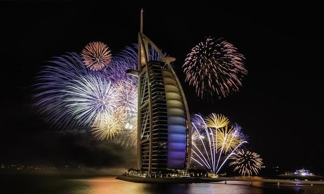 «Бурж Аль Араб» отпразднует свое 15-летие