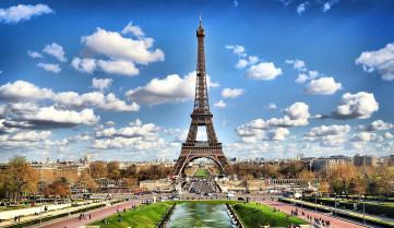 Киев – Париж – Киев от 105$ в обе стороны