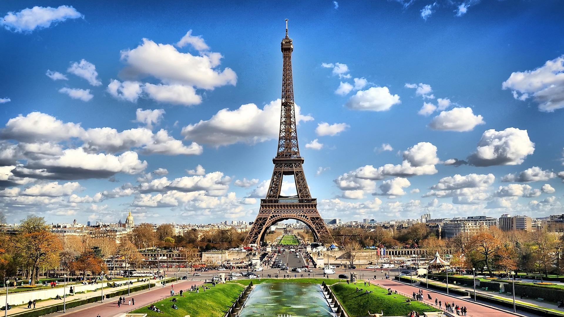 Киев — Париж — Киев от 105$ в обе стороны
