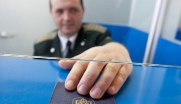 С 1 января в Россию только по загранпаспорту