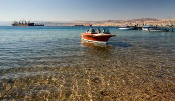 Море, Акаба