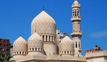 Мечеть, Александрия
