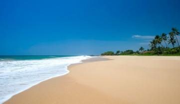 Пляж, Бентота