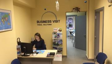 Возможности сотрудничества с Бизнес Визит