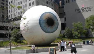 Большой глаз, Чикаго