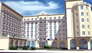 Отель Grand Palace, Салоники