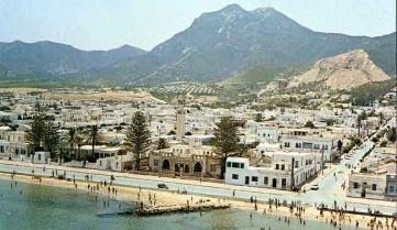 Береговая линия, Хаммамет