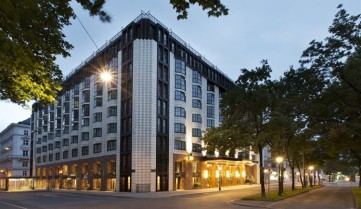 Hilton Vienna, Вена