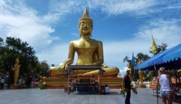 Холм большого Будды, Таиланд
