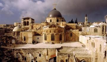 Храм Гробу Господнього, Єрусалим
