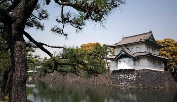Императорский дворец, Токио