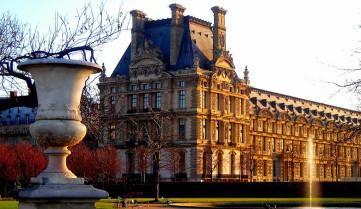 Лувр, Франция