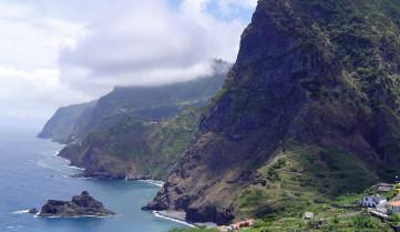 Горы, Мадейра