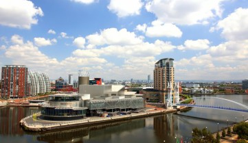 Река, Манчестер