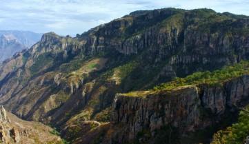 Медный каньон, Мексика