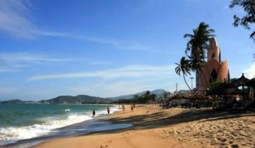 Пляж, Нячанг