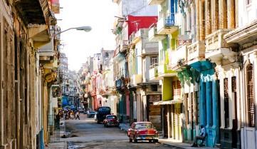 Старая Гавана, Куба