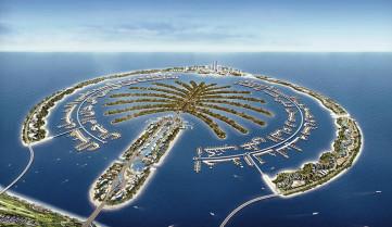 Острова Пальм, ОАЭ