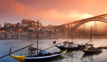 Река, Порту