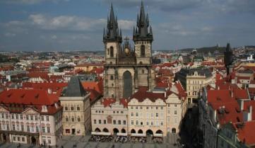 Площадь, Прага