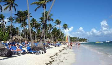 Пляж, Пунта Кана