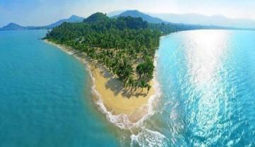 Берегова лінія, острів Самуї