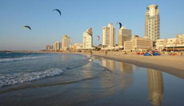 Пляж, Тель-Авив