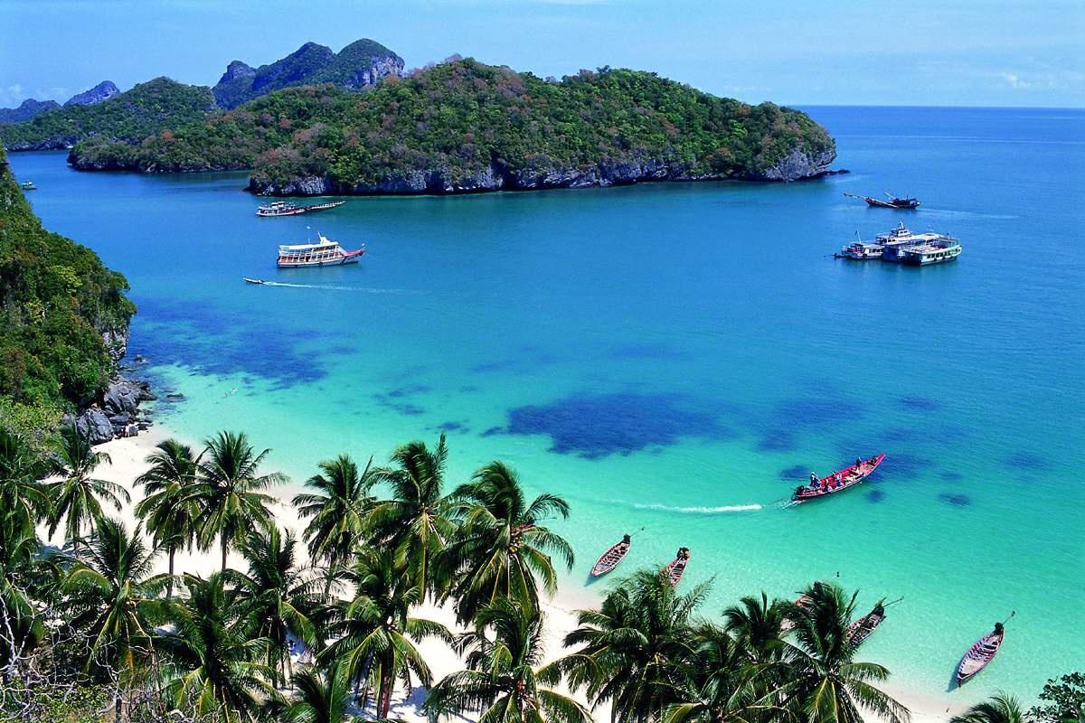 Таиланд — лучший курорт Азии